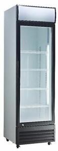 COMMERCIAL SINGLE DOOR DISPLAY-Refrigerators--CLEARANCE SALE!!!