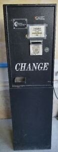 BILL/COIN CHANGE MACHINE ** 2 AVAILABLE