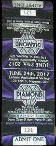 DIAMOND Fight League MMA NAPANEE 24 June 2017