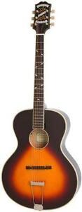 Guitare acoustique Epiphone MasterBuilt Century Zenith