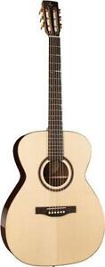 Guitare acoustique Simon & Patrick Showcase Rosewood Concert Hall with slotted headstock