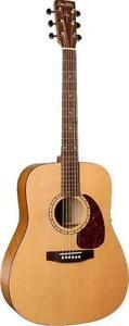 Guitare acoustique Simon & Patrick Woodland Cedar pour gaucher