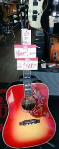 Guitare acoustique Gibson Hummingbird Red Spruce