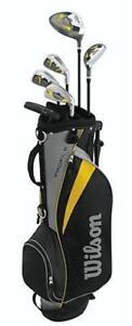 Wilson Profile Junior Set/Bag Package