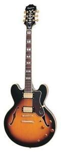 Guitare électrique Epiphone Sheraton-II