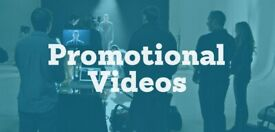 Professional Promotional Video From Only £395