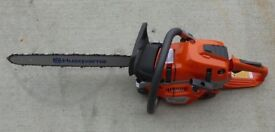 Chainsaw for sal
