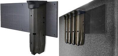 Magnetic Magazine Ammo Holder Safe Door Mount Storage Gun Firearm Pistol Clip