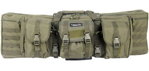 Lancer-Tactical-36-Double-Carbine-Backpack-Rifle-Gun-Case-MOLLE-pouches-CA-345G
