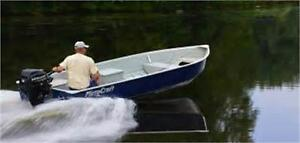 One only 12' Cartopper MirroCraft Boat  1999.00 2016