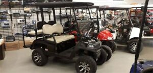 2011 Yamaha Drive G29 GAS Golf Cart with Havoc Body