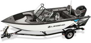 2017 Legend X18 Family Fish and Ski