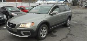 VOLVO XC70 CROSS COUNTRY AWD 2008 ( TOIT OUVRANT,CRUISE CONROL )