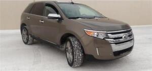 2012 Ford Edge Limited - Guaranteed Financing! No Credit Checks