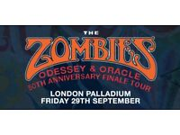The Zombies tickets / London Palladium