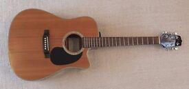 Takamine G-Series EG530SC Dreadnought acoustic guitar