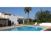 Beautiful Villa Sereia, Sleeps 12. Algarve, Portugal. Private separate apartment.