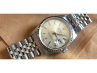 Wanted Any Vintage watch - Rolex, Omega, Zenith, Jaeger Lecoultre, Smiths, Collections etc