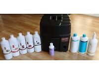 Maximist Pro TNT Spray Tanning Machine KIT - PERFECT FOR CHRISTMAS TIME TO EARN MONEY!