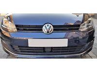 VW Volkswagen Golf Mk7 VII Front Grille Grill - Original Genuine