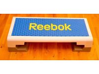Reebok adjustable step (blue)