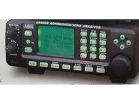AOR AR 8600 Mk2 (Second Edition) SCANNER