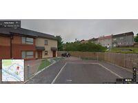 HOUSE SWAP - New Build Main Door Flat (3 yrs old) , in very quiet Cul-de-sac, with Driveway & Garden