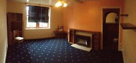 1 bedroom ground floor flat with private garden available now