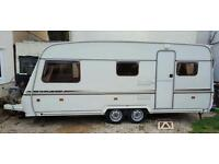 Swift challenger caravan