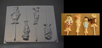 FLINTSTONES Fred Wilma Barney Betty Rubble Chocolate Candy Soap Mold - Wilma Rubble