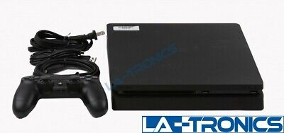 Sony PlayStation 4 PS4 1TB Slim Gaming Console CUH-2215B - Jet Black