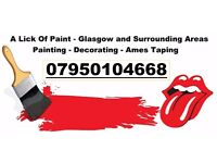 Cheap Painter Glasgow