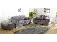 Sale!! Special Offer!! New Modern Verona Sofa set 3+2 Seater!!