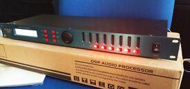 Pulse LSM15 2in 6out Digital Loudspeaker Management System
