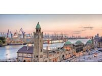 Live in au pair required for Hamburg, Germany