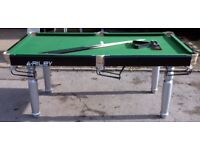 BCE Riley 6ft Snooker Table - 6ft Snooker Table