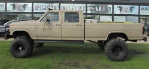 1986 Ford F-Series Pickup CUSTOM ONLY 33000KMS