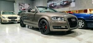 2012 Audi A3 8P MY12 (N1) Attraction S Tronic Bronze 7 Speed Sports Automatic Dual Clutch