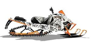 2017 Arctic Cat M 8000 SP LTD- ORANGE CAMO