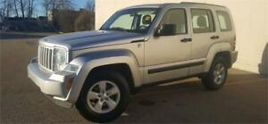 2012 Jeep Liberty Sport - No Credit Check Financing Available!