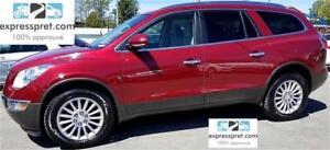 Buick Enclave 2011, À PARTIR DE 52$/SEM 100% APPROUVÉ !