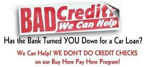 No Credit Checks! No Paystubs Needed! Terrible Credit APPROVED