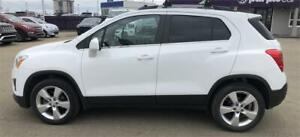 2013 Chevrolet Trax LTZ AWD LEATHER SUNROOF CERTIFIED