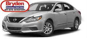 2017 Nissan Altima 2.5 S / 2.5L I4 / Auto / FWD