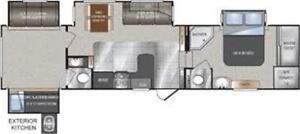 2012 Avalanche 340TG ( LUXURY & BUNK ROOM )