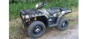2016 Polaris.....BAD CREDIT FINANCING AVAILABLE!!