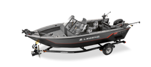 2018 20 XTR LEGEND BOAT