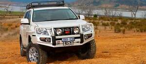 ARB SUMMIT WINCH BARS PRADO 10-13 Fyshwick South Canberra Preview