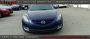 2009 Mazda Mazda6 GT navi leather sun roof