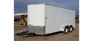 2018 H&H Trailer....BAD CREDIT FINANCING AVAILABLE!!